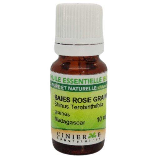 Huile essentielle baies de rose