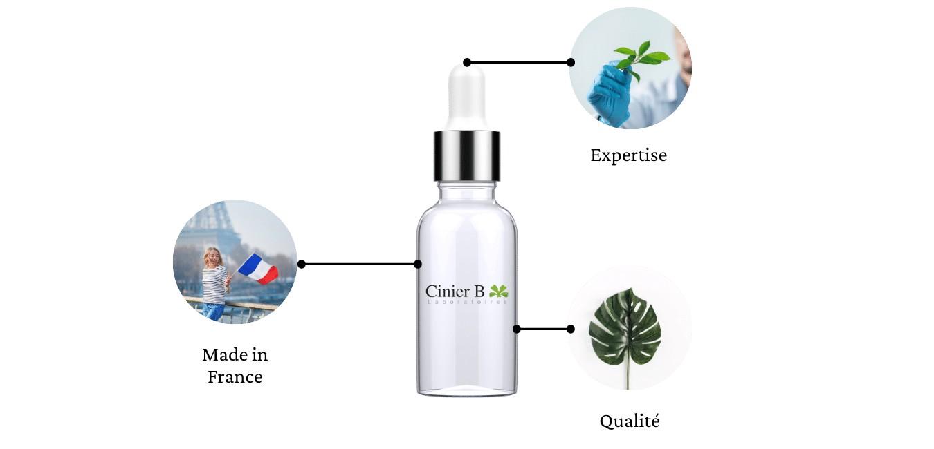 Comment sont fabriquées nos huiles essentielles Cinier B